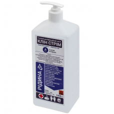 Жидкий антисептик 1л, Clean Stream