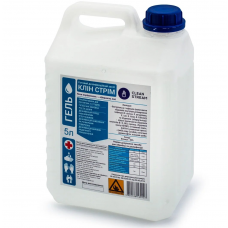Гелевый антисептик 5л, Clean Stream